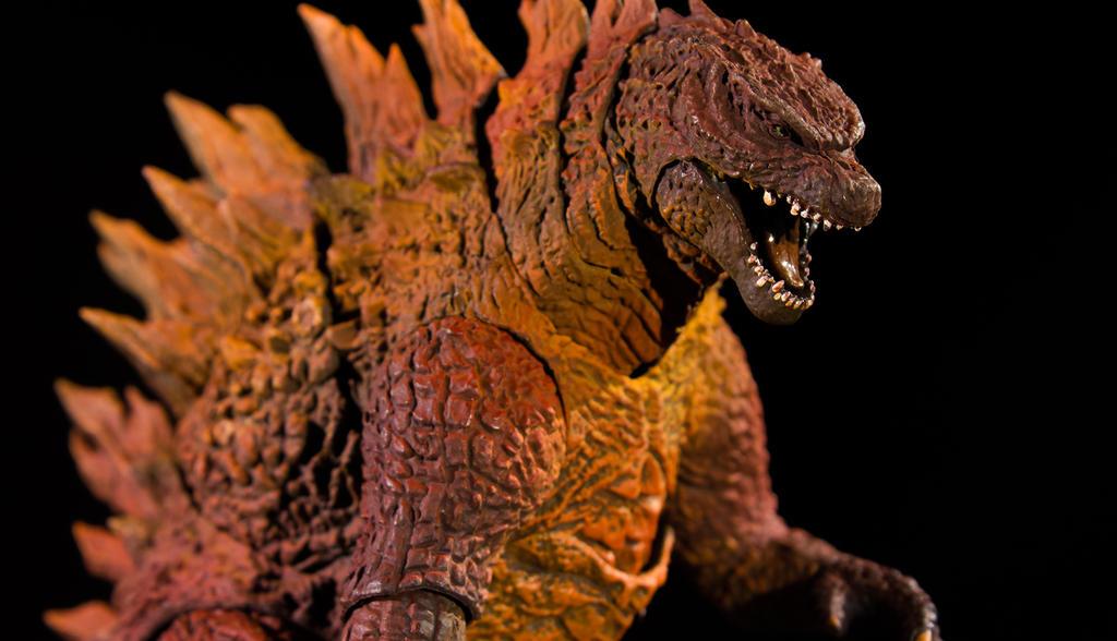 Godzilla 2014 [Poster Edition] - Roar by Mikallica on ...
