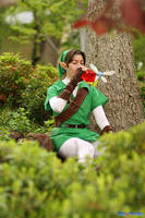 Link: Potion Break by MandyNeko
