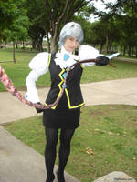 Franziska: Whip it good by MandyNeko
