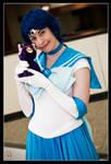 Sailor Mercury - Kitty Cuddles
