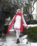 White Mage Winter Wonderland