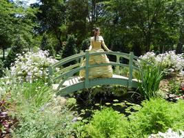 Belle - waterlilies by MandyNeko