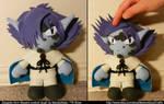 Zelgadis Greywords - Slayers - plush doll request