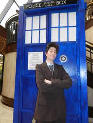 'Ello, I'm the Doctor by MandyNeko