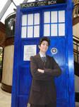 'Ello, I'm the Doctor