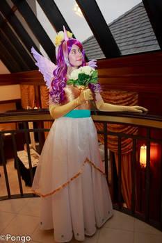 Princess Cadance cosplay - All-Con 2013