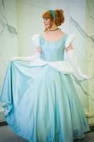 Cinderella - AFest 2014 by MandyNeko