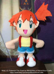Misty Fan Plush v.2
