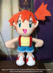 Misty Fan Plush v.2 by MandyNeko