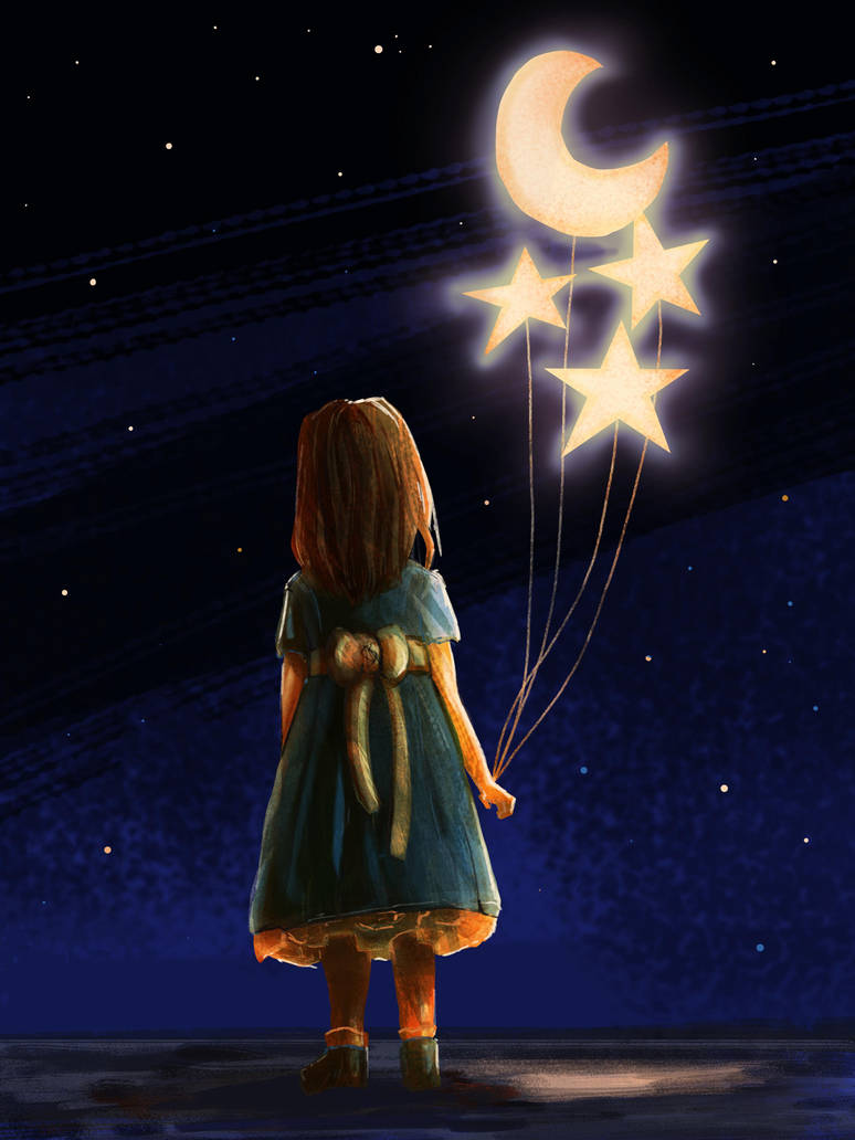 Star balloons
