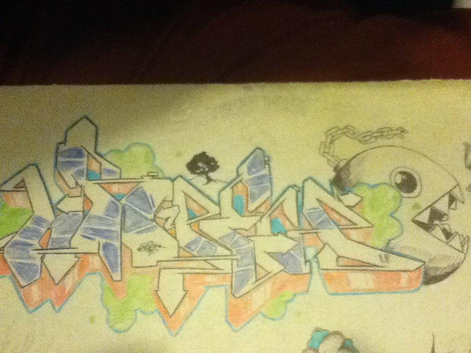 Graffiti by ReeceMorgan
