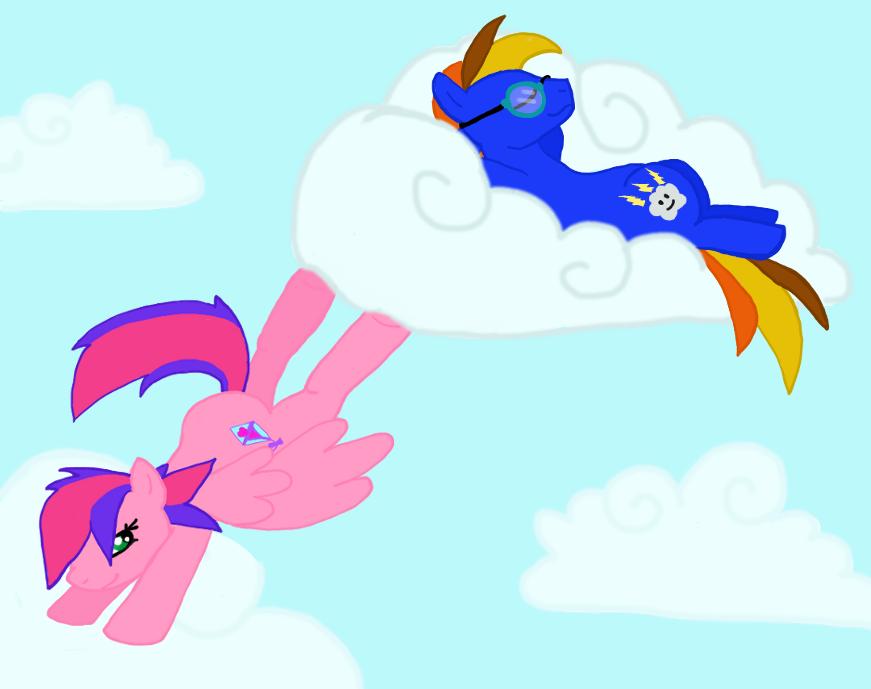 Cloud Go Poof in 3, 2, 1 by ShokiDeNai