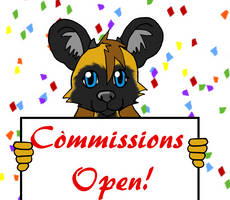 Commissions! by ShokiDeNai