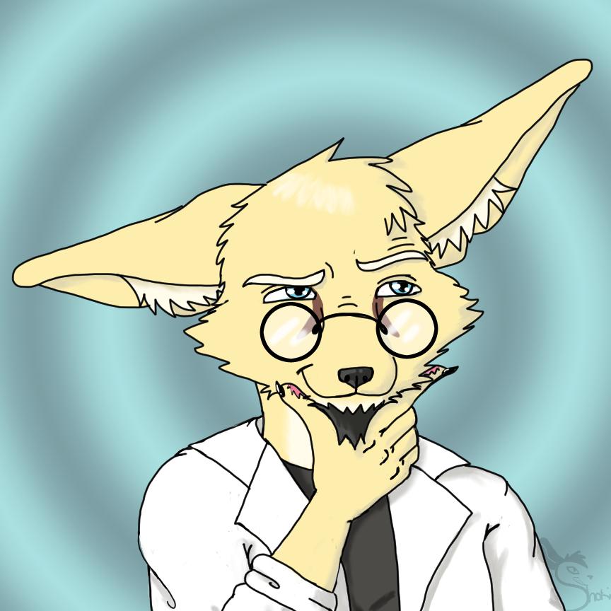 Dr. Larks by ShokiDeNai