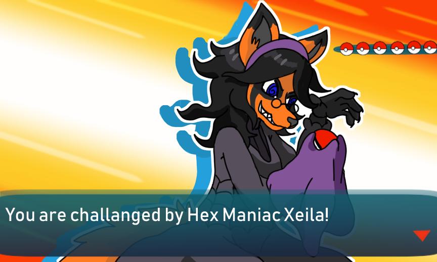 Hex Maniac Xeila by ShokiDeNai