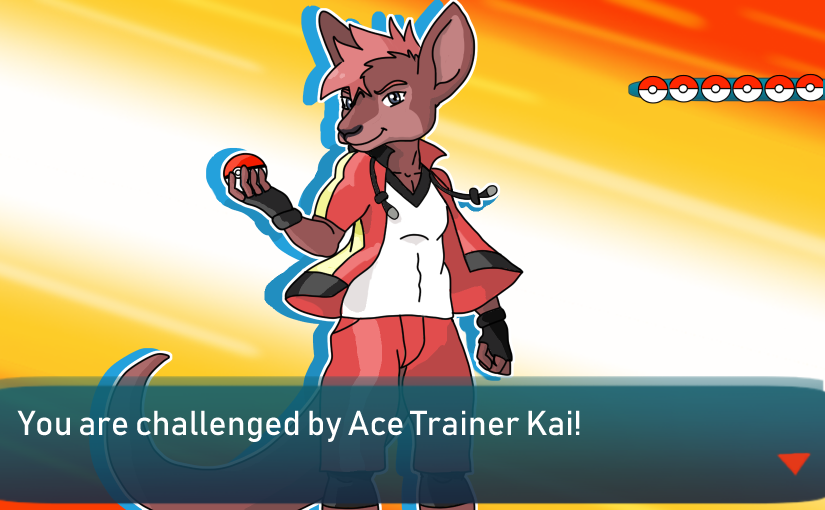 Ace Trainer Kai by ShokiDeNai