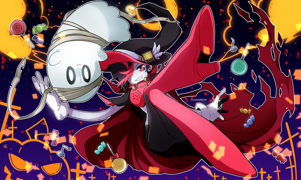 Undertale : Halloween by yukiblue94 on DeviantArt