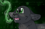 Tangled in the Truth - Hollyleaf