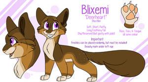 Blixemi / Deerheart Reference 2020