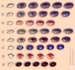 Eye steps #2