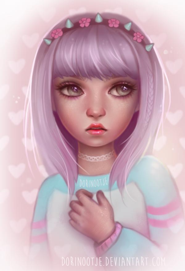 Pastel by Dorinootje