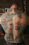 Twin Towers Tattoo