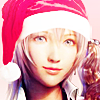 Serah - Christmas Icon by chillmybones