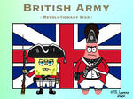 SpongeBob And Patrick - Redcoats