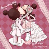 Happy Wedding by hat-M84