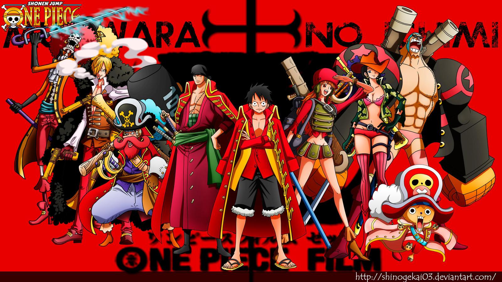One Piece Nami Luffy Straw Hat New World Mugiwara Free Hd