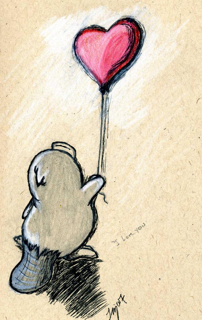 Love Platypus by echaltraw