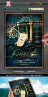 Fairytale Halloween Flyer