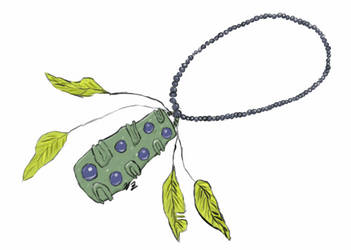 Random Palette - Amulet by MineralLesbian