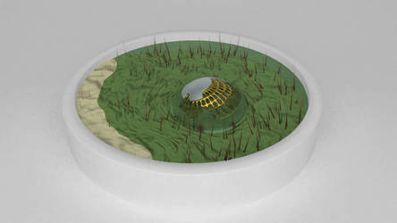 Nano Niches #9 Crash Landing by MineralLesbian