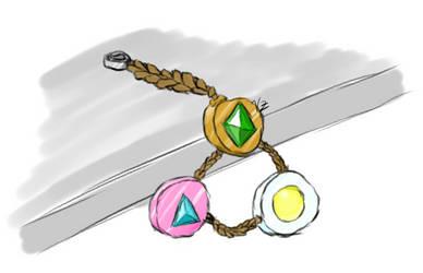 A Charm n' a Leg by MineralLesbian