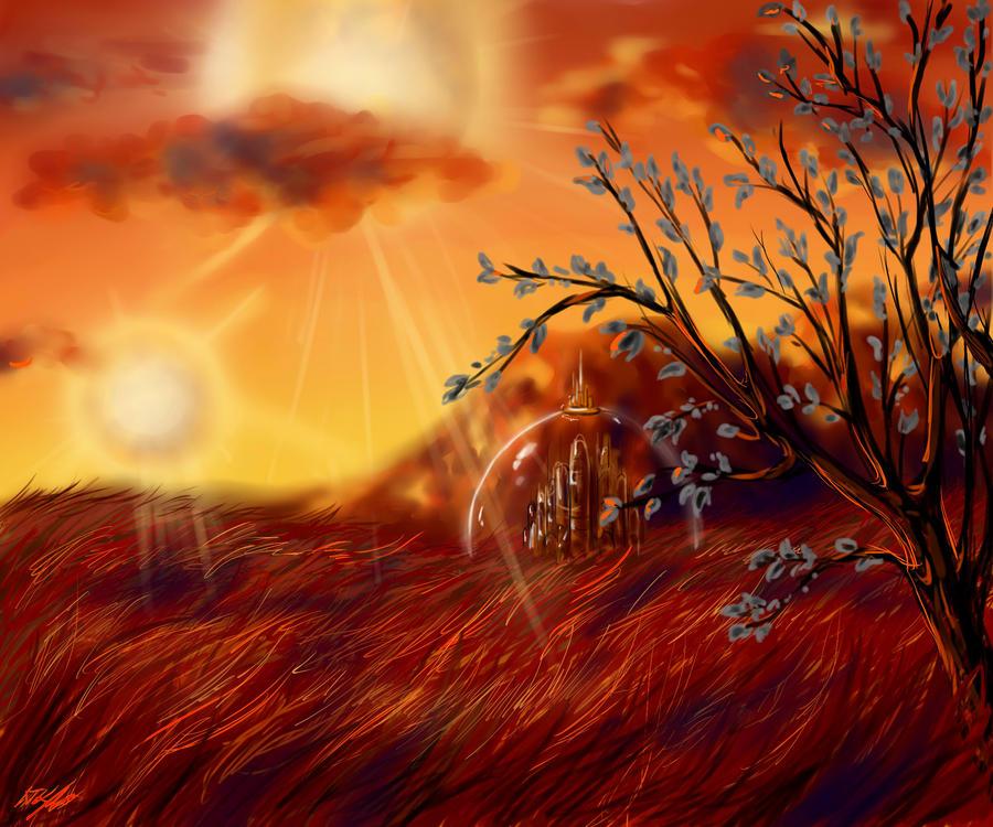 Gallifrey by Shadow-insomnia