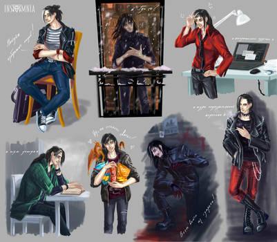 OC sketches: Astat