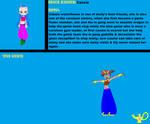 Genie Keeper-Cassie by grantgman