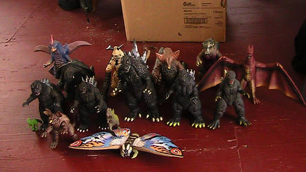my good monster figures by grantgman