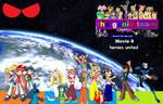 The Genie Team Movie 8 Heroes United by grantgman