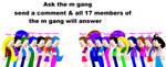 Ask The M Gang (full update) by grantgman
