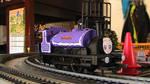 Samantha the purple engine (update) by grantgman