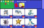Molly's pokemon data (kanto style) by grantgman