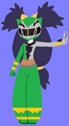 Genie iris (dino fury) by grantgman