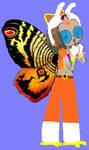 Genie Reanne (mothra Mode) S8 by grantgman