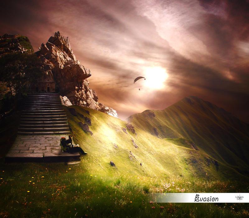 Evasion by Lili-Lou