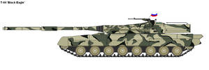 T-99 Black Eagle MBT