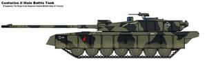 Centurion II MBT