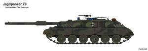 Jagdpanzer 70