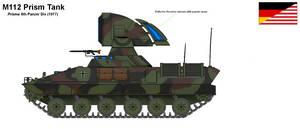 M112 Prism Tank by PaintFan08